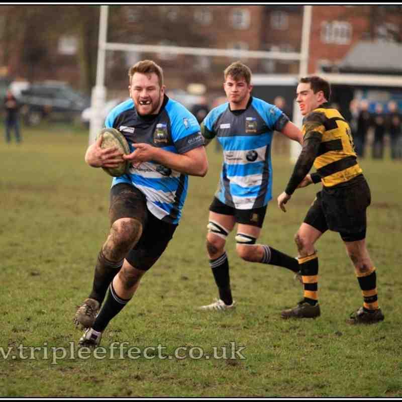 Bridgnorth 1sts v Stafford (H) 28/02/15