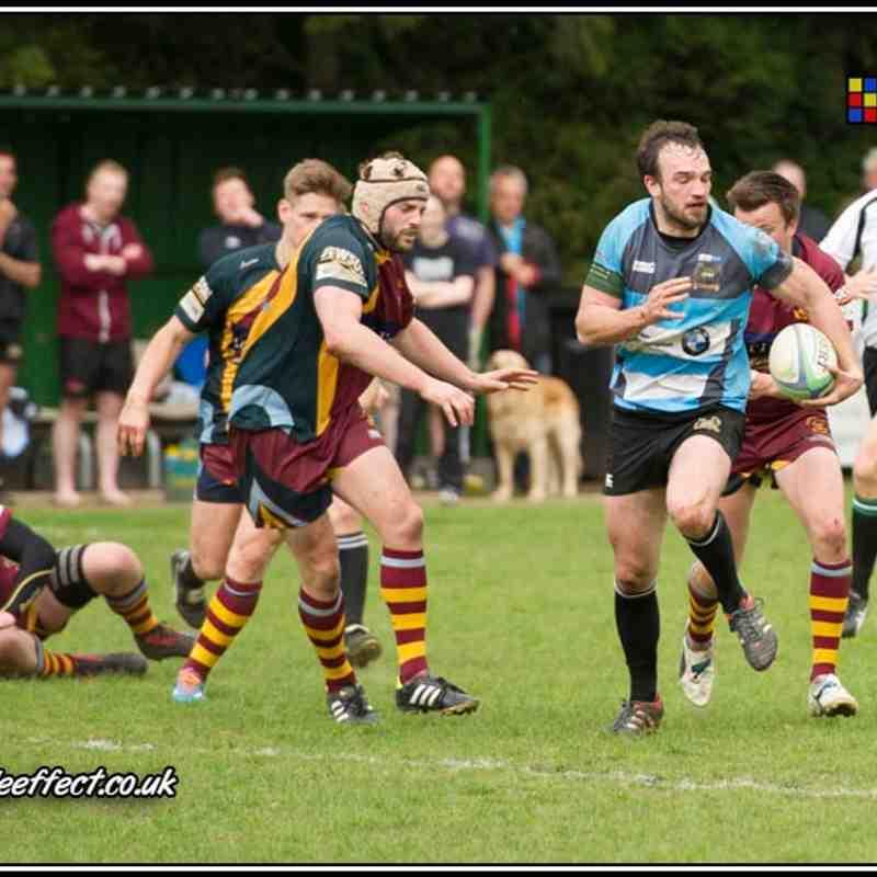 Bridgnorth 1sts v Malvern (H) 25/04/15