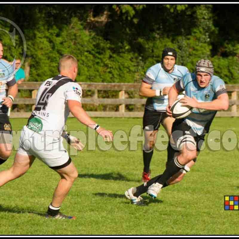 Bridgnorth 1sts v Burton (H) 26/09/15