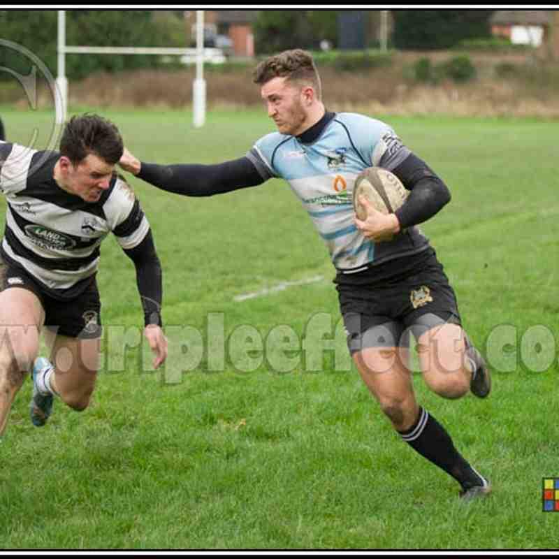 Bridgnorth 1sts v Stratford (H) 05/11/15