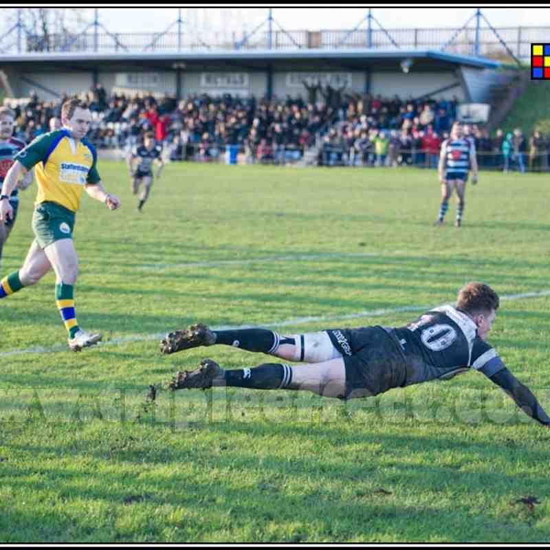 Bridgnorth 1sts v Dudley Kingswinford (A) 30/01/16
