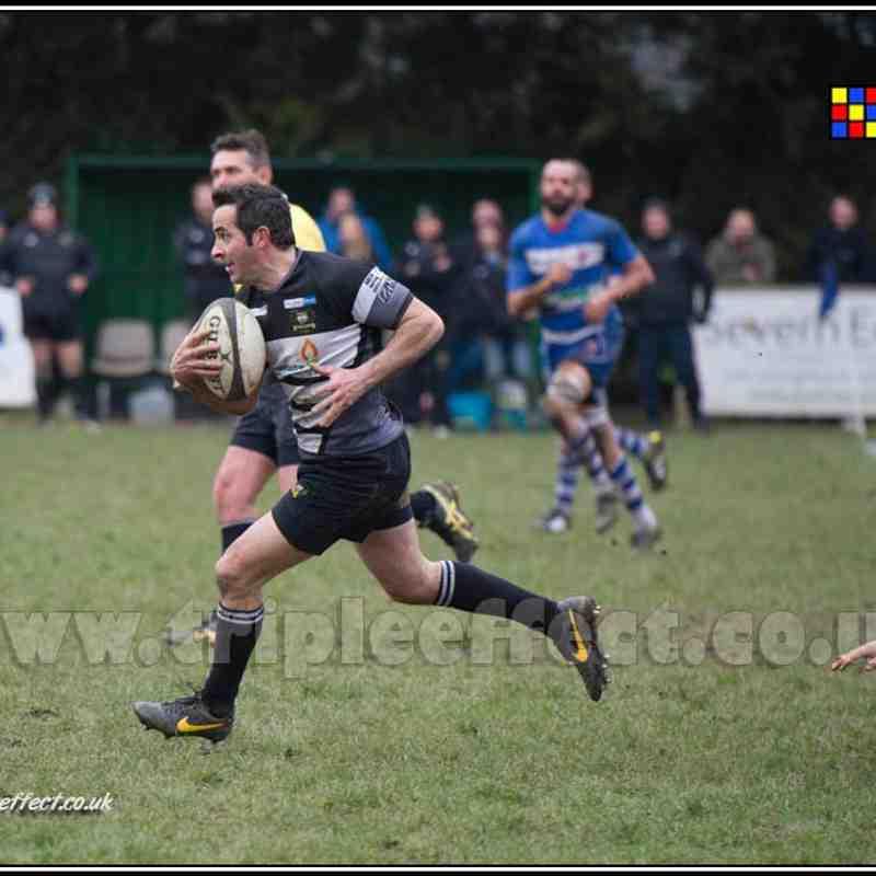 Bridgnorth 1sts v Leek (H) 27/02/16
