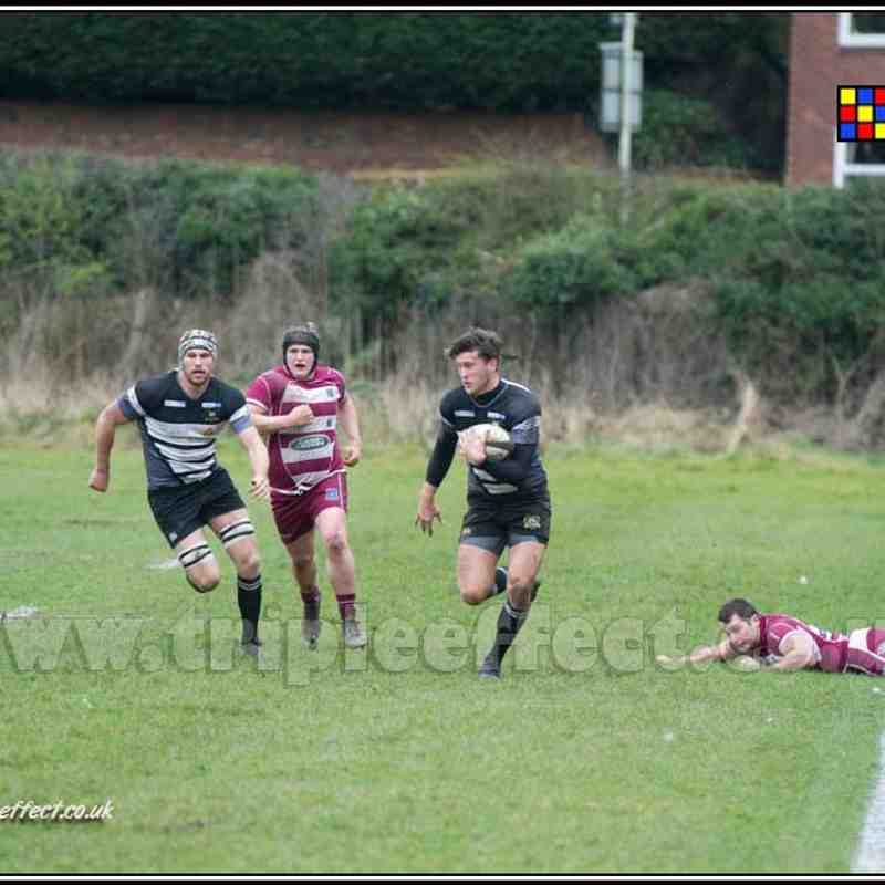 Bridgnorth 1sts v Newport (H) 26/03/16