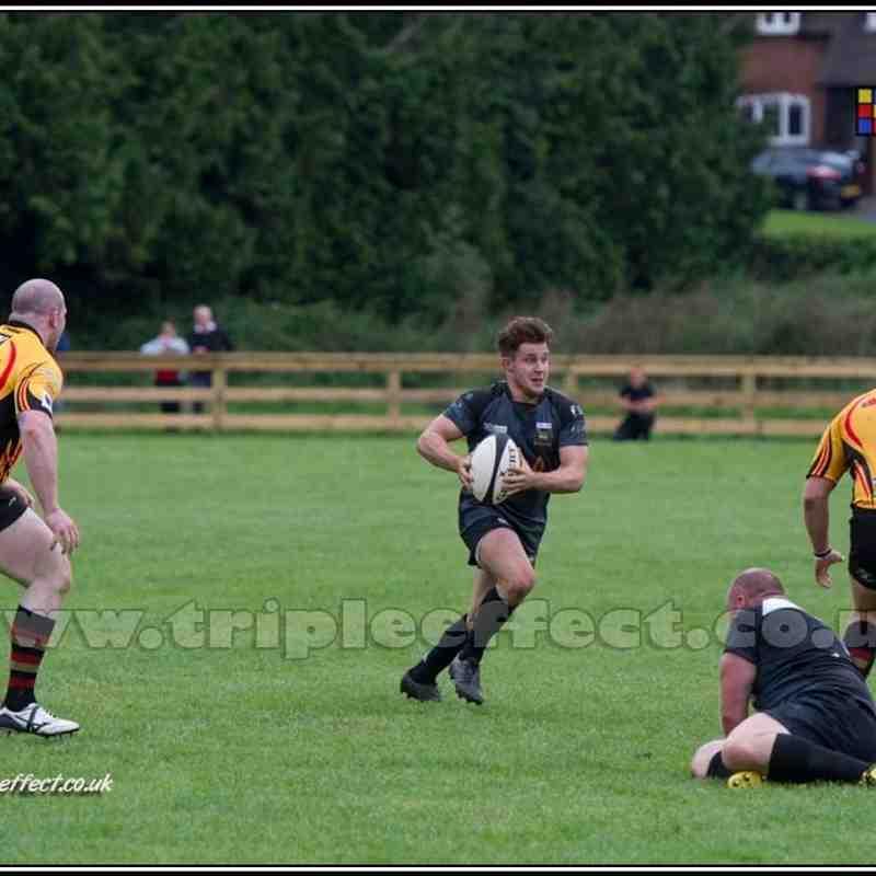 Bridgnorth 1sts v Birmingham Bees (H) 24/09/16