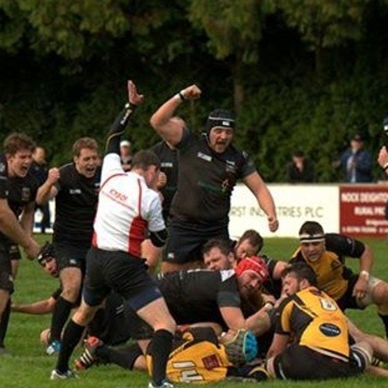 Bridgnorth 32 Derby 28