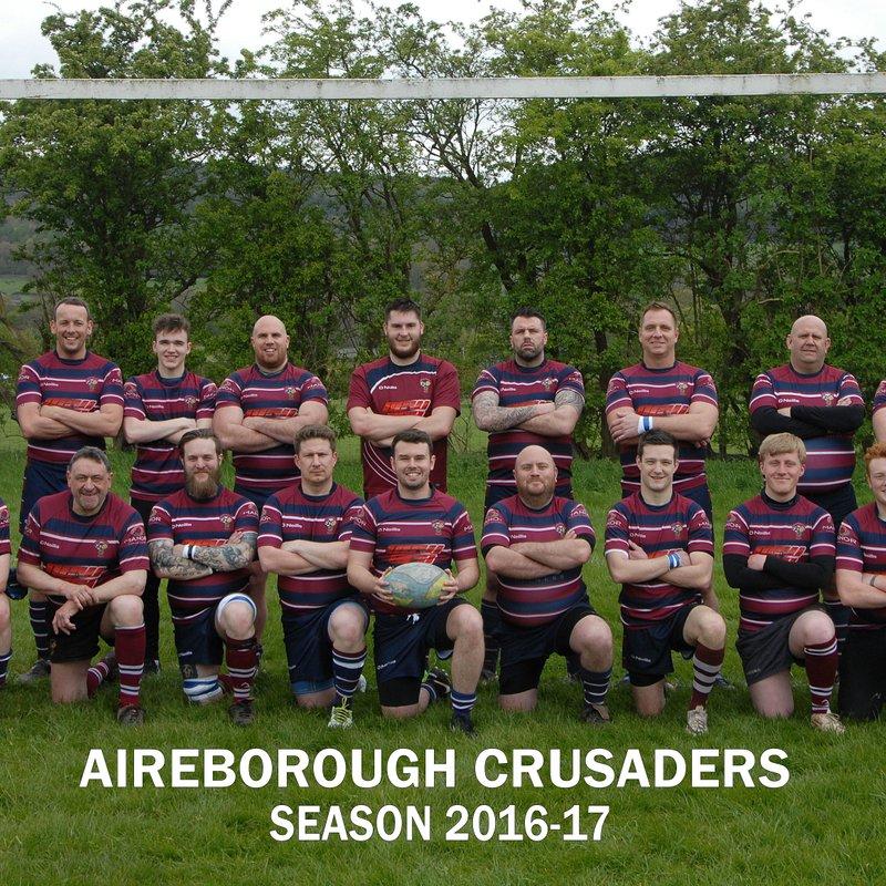 Aireborough Crusaders 2nd XV 24 - Huddersfield 3rd XV 20