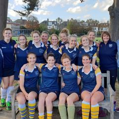 Ladies 3rd XI lose to Old Kingstonian Ladies' 1s 1 - 6