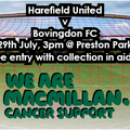 Hares End Pre-Season With Charity Friendly
