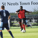 St Neot's Town Reserves 1 - 4 Hares