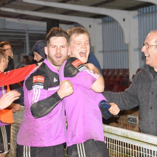 Regent Win 7 Goal Thriller At Promotion Chasing Bowers