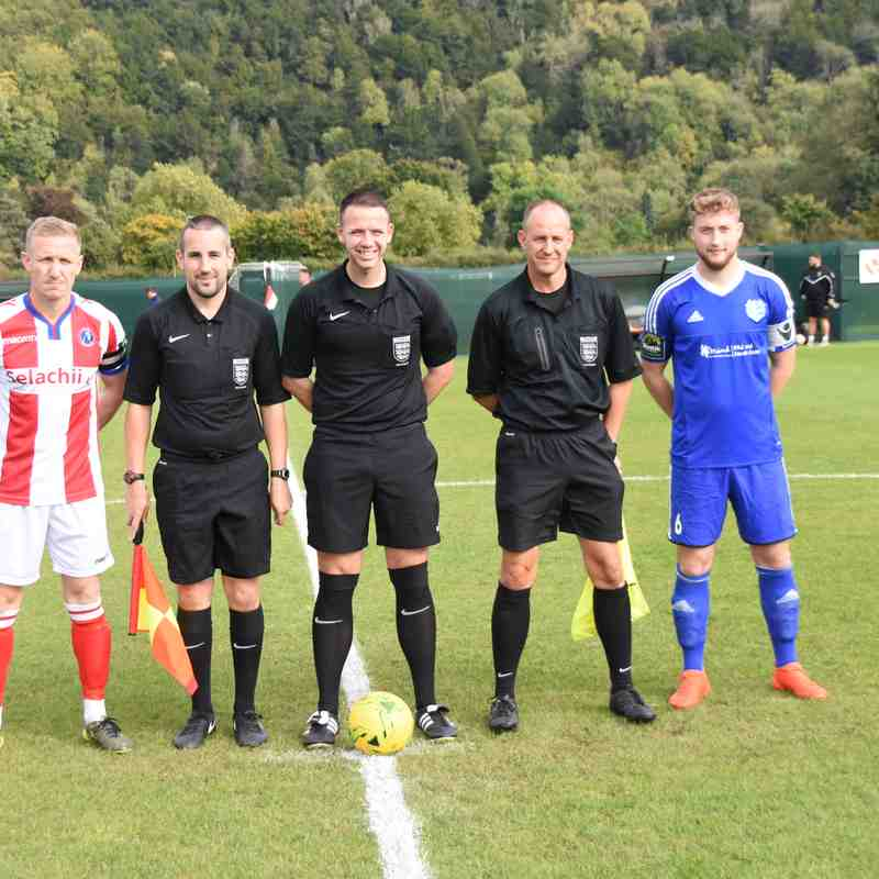 Saturday 23rd September 2017 - Dorking FC