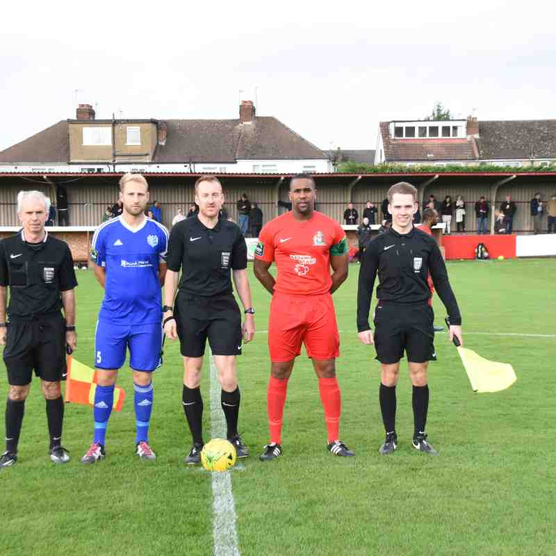 Saturday 21st Oct 2017 - Harrow Borough FC