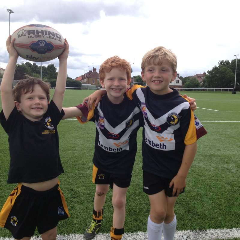 New season for Minis - start 8 Sep