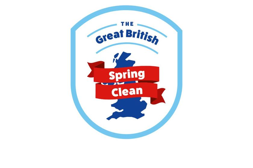 Great British Spring Clean 2017