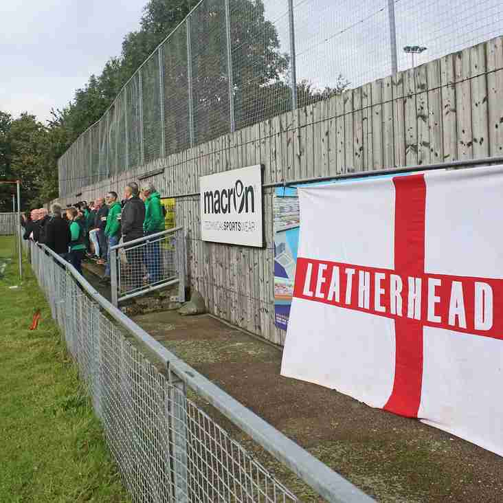 Tanners Travel To League rivals, Dulwich Hamlet