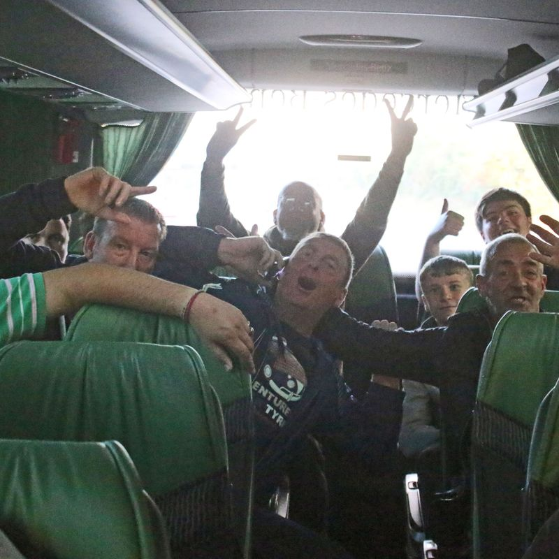 Tanners Travel To Wycombe Wanderers