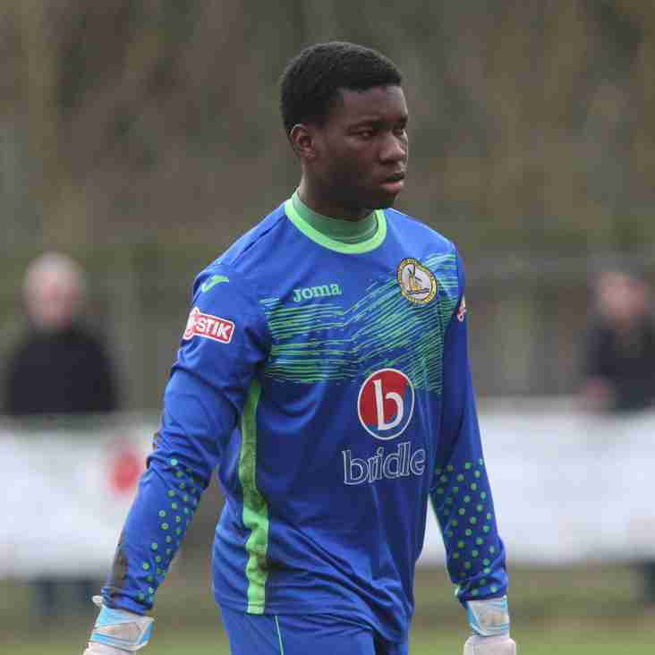 New Signing- Manny Agboola