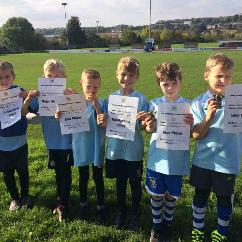 U7s and 8s West Leeds 15/10/17