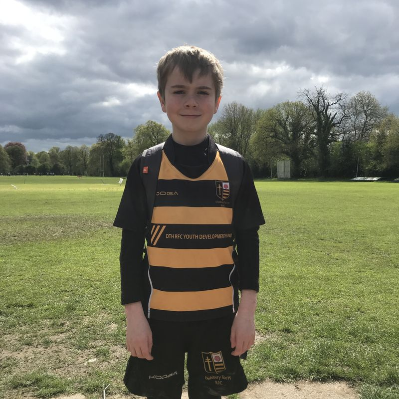 Under 9's Player of the week