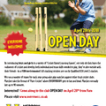 Merrow Cricket Club - Colts Open Day 28th April