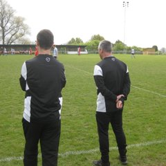 League Title Worthing Away