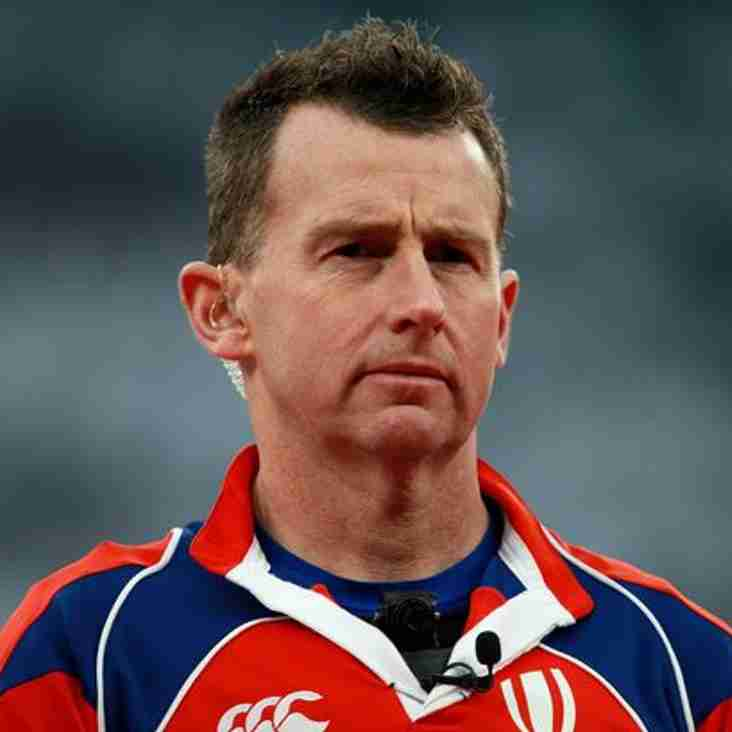 Fancy becoming the next Nigel Owens?