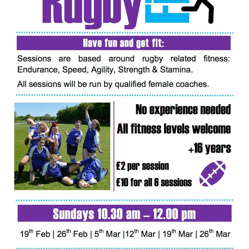 Ladies Rugby Fit
