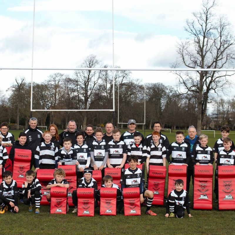 Tiso fortifies Perthshire Rugby's Momentum