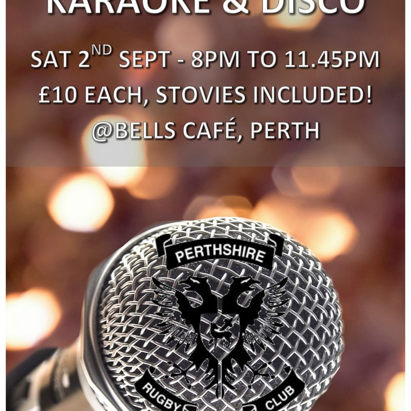 Karaoke & Disco Evening