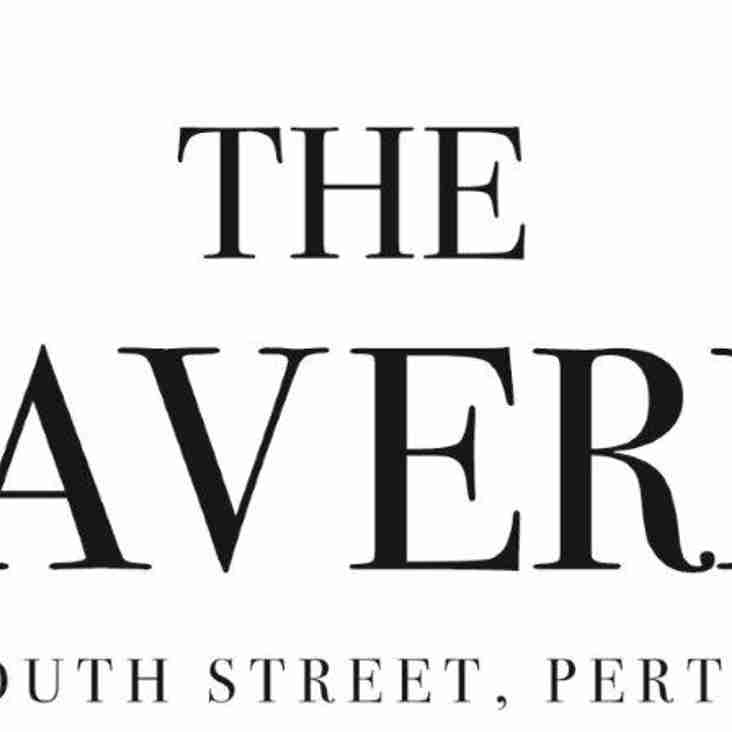 The Tavern - NEW Main Club Sponsor