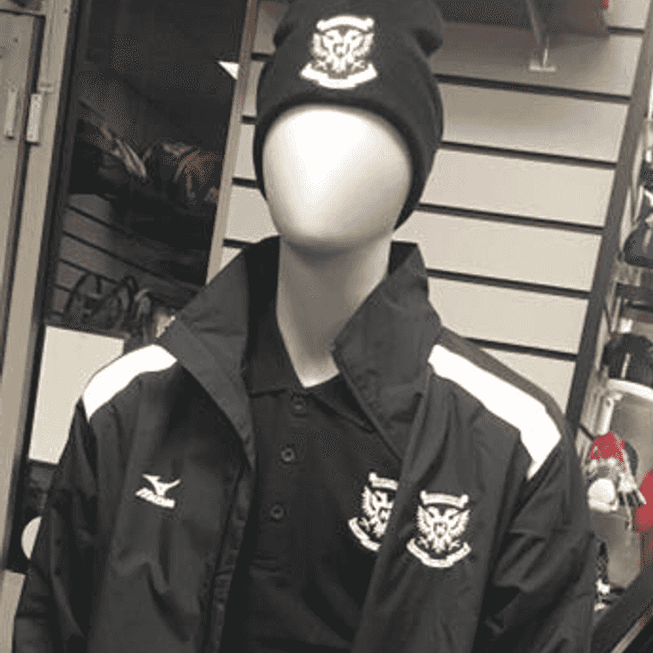 Visit Campus Sports for Perthshire Rugby leisure wear & kit