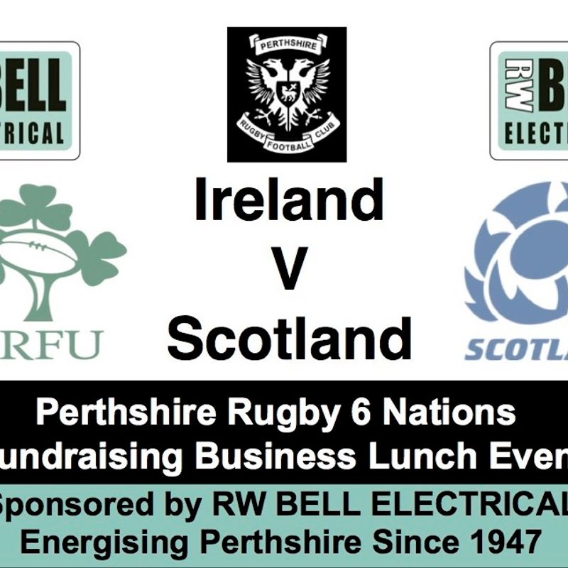 6 Nations Business Lunch Event