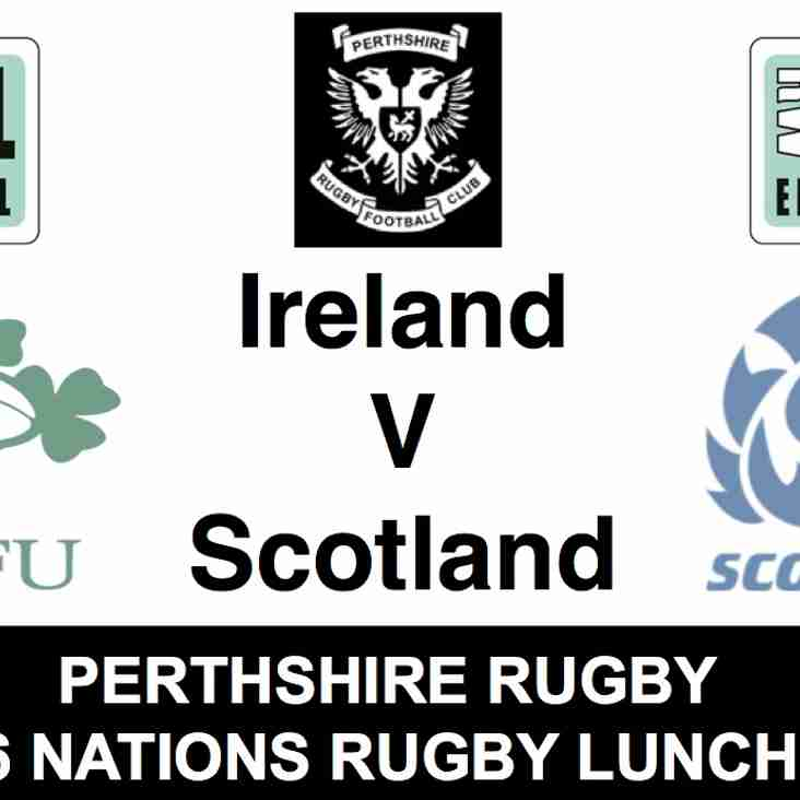 6 Nations Rugby Lunch