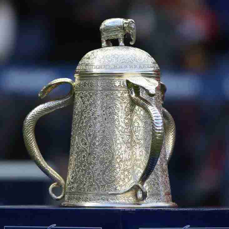 Calcutta Cup to crown 150 years of rugby at Perthshire 7s on Saturday