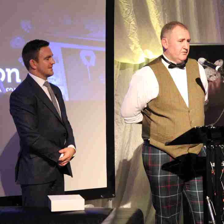 Jeremy Wares' Scottish Rugby Award