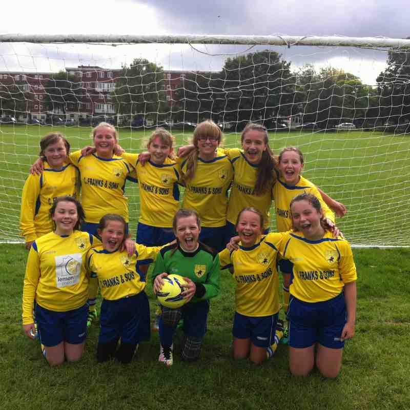 Newmarket Town U13 Girls