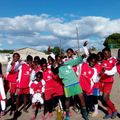 Sway JFC Donates Kit to Zambia