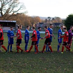 Petersfield Town FC V Barton Rovers