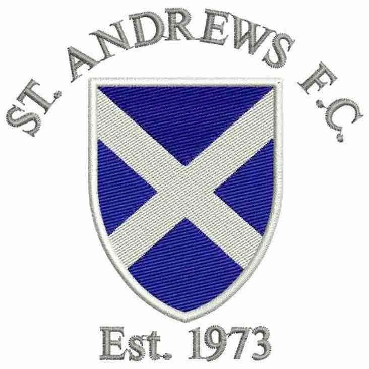 Fixtures change for St Andrews vs Long Eaton United