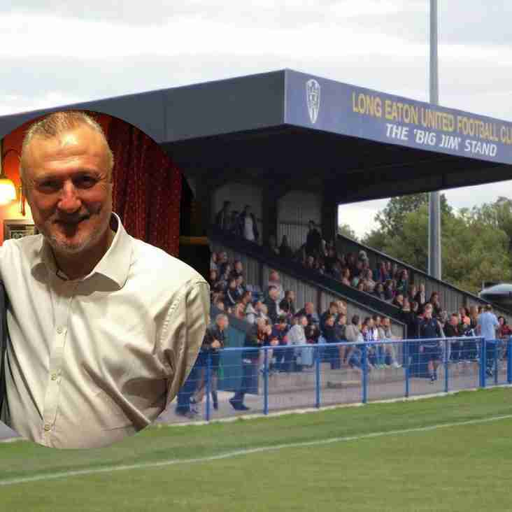 An evening with Garry Birtles at Grange Park