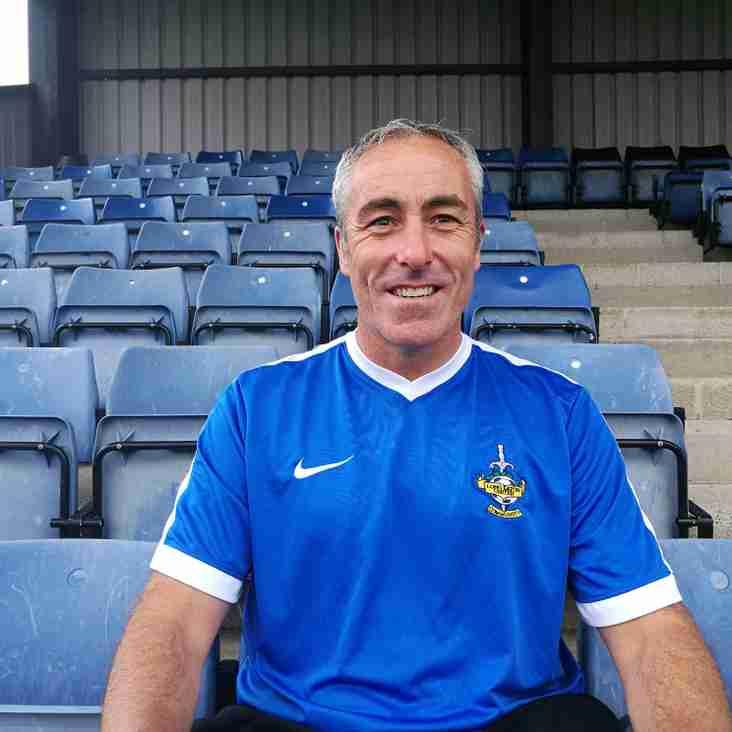 Meet new Long Eaton United manager Steve Welsh