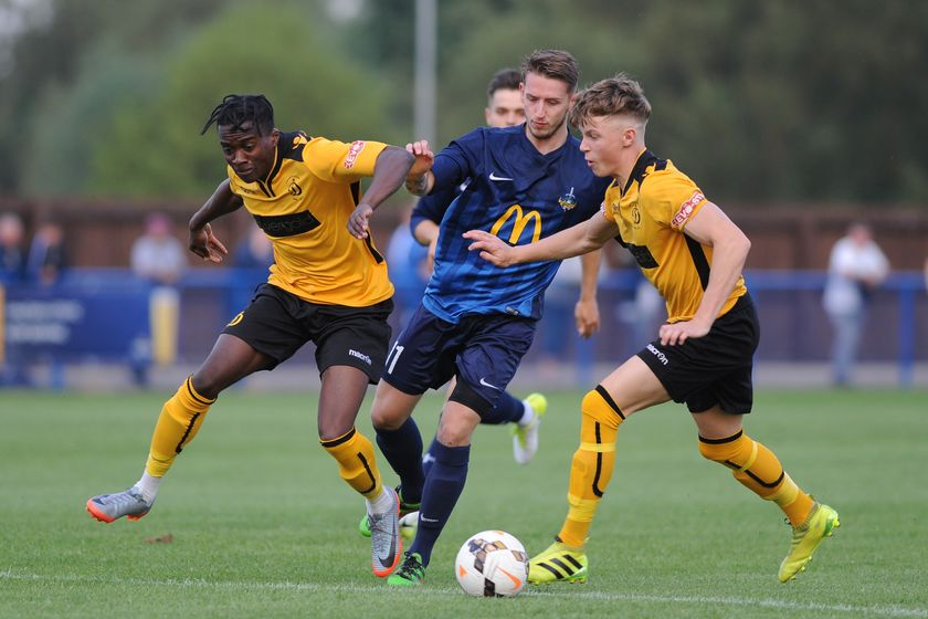Long Eaton United 0 Loughborough Dynamo 2