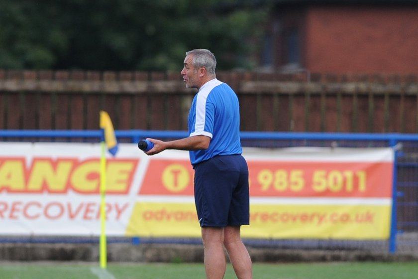 Manager's post-match interview: Long Eaton United 0 Loughborough Dynamo 2