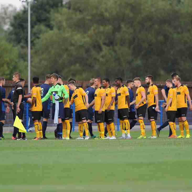 New friendly against Conference North opposition
