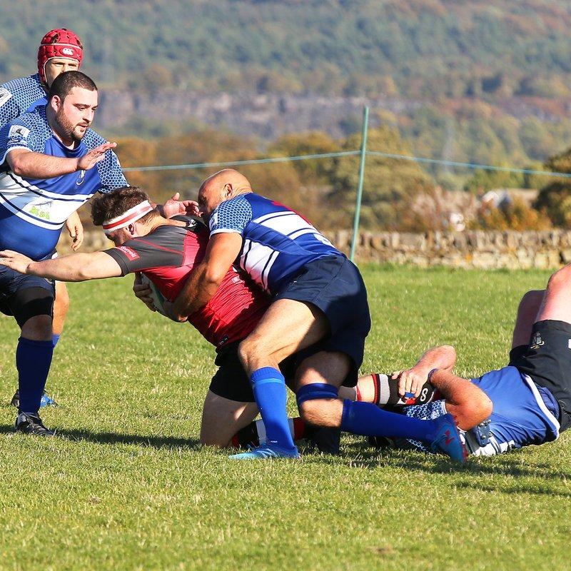 Plucky Stocksbridge Battle in Tough Conditions