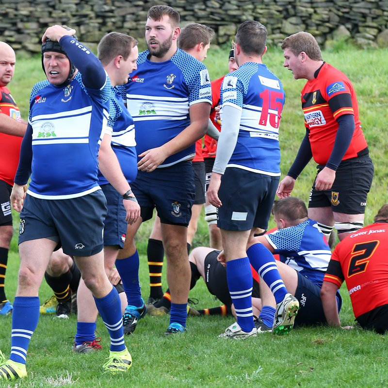 Improved Performance, but Stocksbridge Rugby Lose at Home