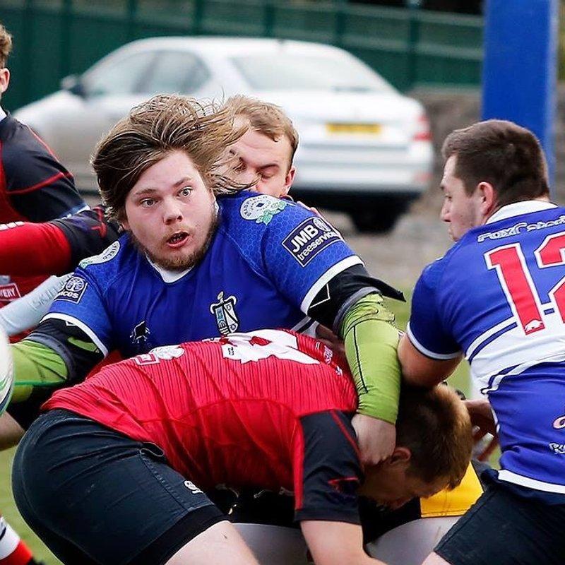 Valiant Stocksbridge Rugby Run League Leaders Close