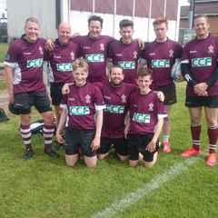 Morley send a team to Sandals 7's touch tournament