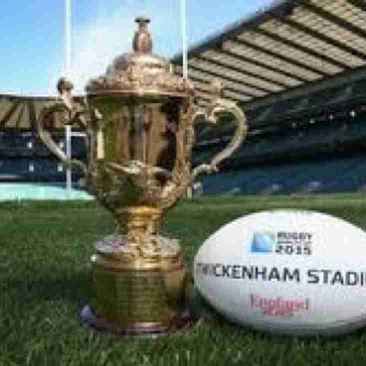 Twickenham Looms - Junior Vase Final May 7th