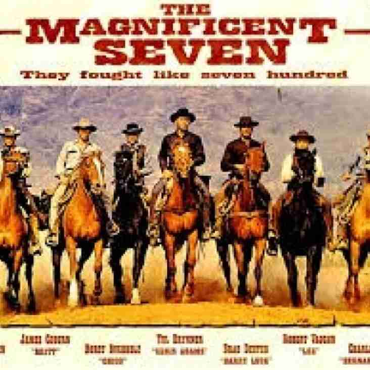 Magnificent 15 Produce a Magnificent Seven Tries